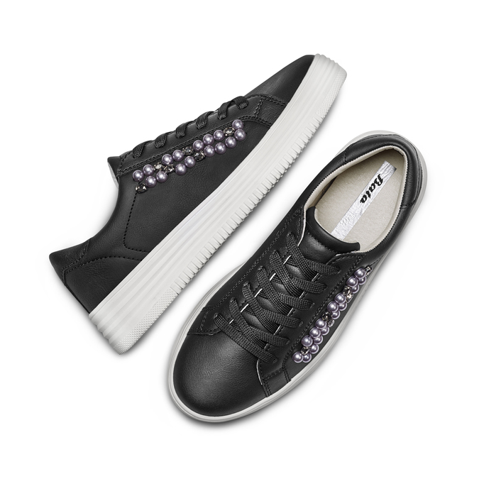 BATA Chaussures Femme bata, Noir, 541-6420 - 26