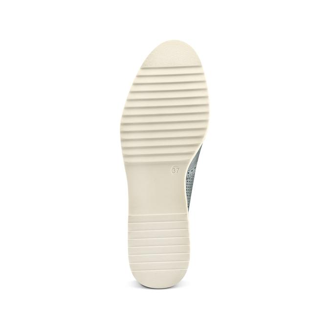 BATA Chaussures Femme bata, Bleu, 524-9359 - 19