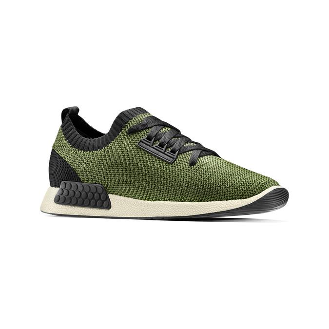 BATA Chaussures Homme bata, Vert, 839-7151 - 13