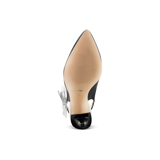 BATA Chaussures Femme bata, Noir, 724-6386 - 19