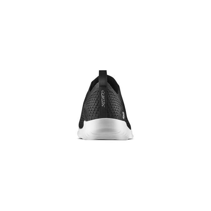 Chaussures Femme skechers, Noir, 509-6105 - 15