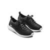 Chaussures Femme skechers, Noir, 509-6105 - 16