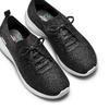 Chaussures Femme skechers, Noir, 509-6105 - 26