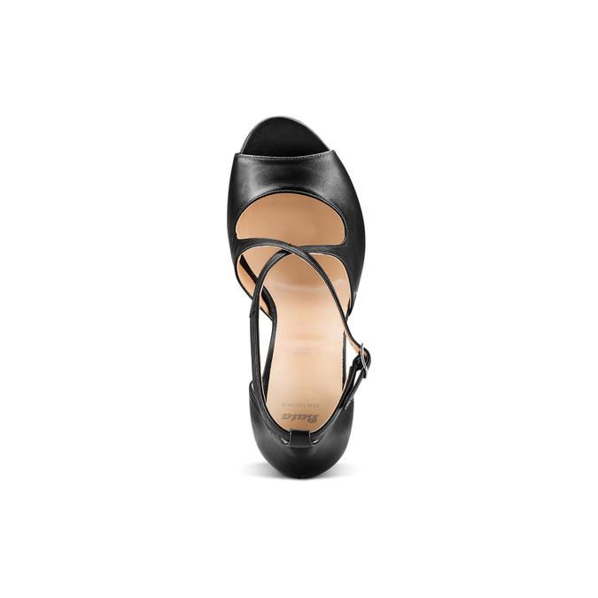 BATA Chaussures Femme bata, Noir, 724-6368 - 17