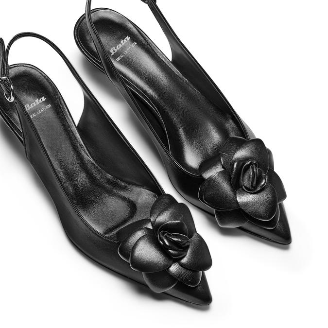BATA Chaussures Femme bata, Noir, 624-6215 - 26