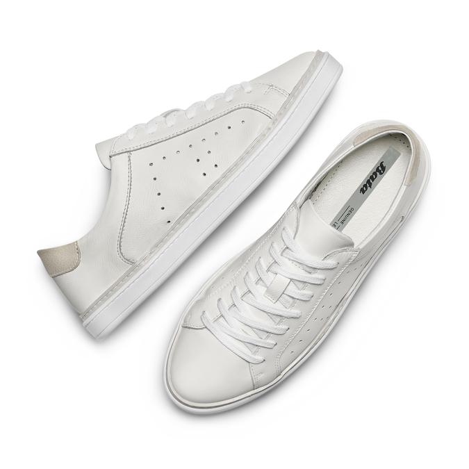 BATA Chaussures Femme bata, Blanc, 544-1344 - 26
