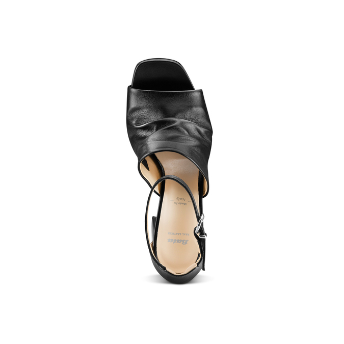 BATA Chaussures Femme bata, Noir, 724-6392 - 17