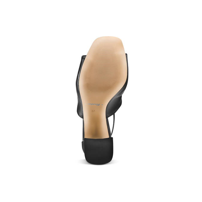 BATA Chaussures Femme bata, Noir, 724-6392 - 19