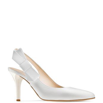 BATA Chaussures Femme bata, Blanc, 724-1386 - 13