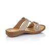 RIEKER Chaussures Femme rieker, Beige, 661-2199 - 15