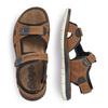 RIEKER Chaussures Homme rieker, Brun, 861-4196 - 16