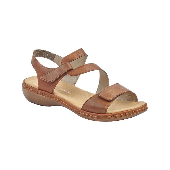 RIEKER Chaussures Femme rieker, Brun, 664-4273 - 13