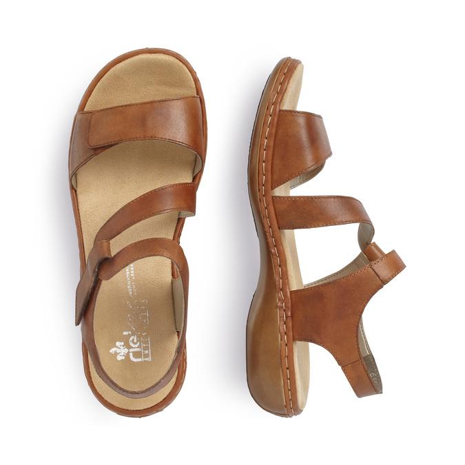 RIEKER Chaussures Femme rieker, Brun, 664-4273 - 16