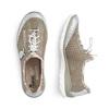 RIEKER Chaussures Femme rieker, Beige, 541-2440 - 16