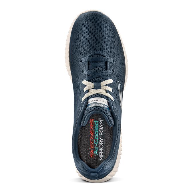 SKECHERS Chaussures Homme skechers, Bleu, 809-9219 - 17