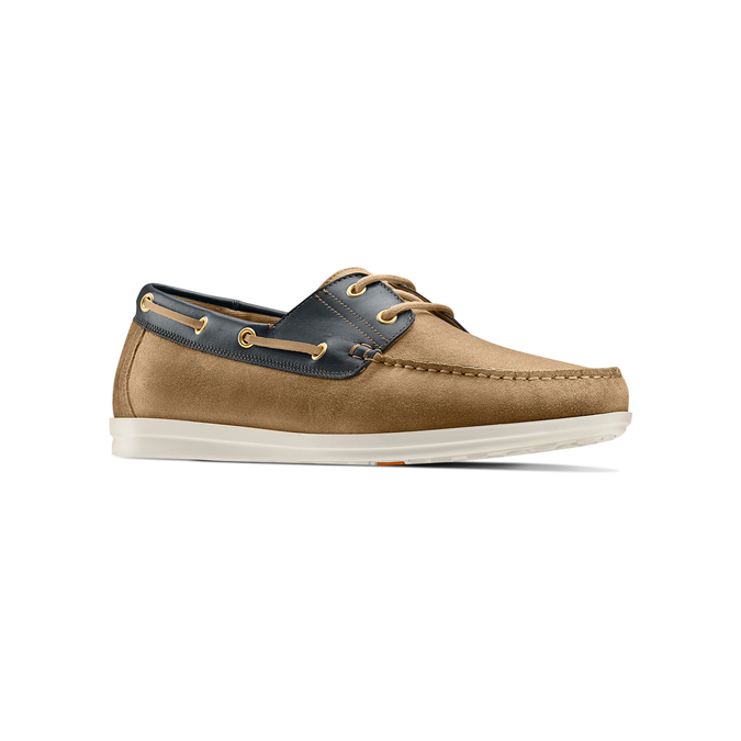 FLEXIBLE Chaussures Homme flexible, Jaune, 853-8106 - 13