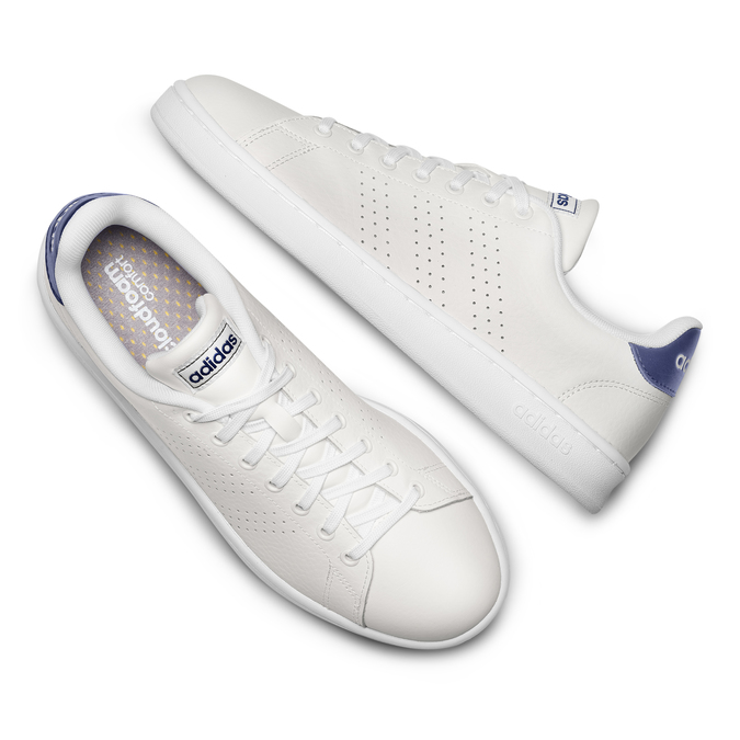 ADIDAS  Chaussures Homme adidas, Blanc, 801-1973 - 26