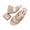 BATA RL Chaussures Femme bata-rl, Jaune, 769-8150 - 26