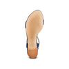 BATA Chaussures Femme bata, Bleu, 669-9383 - 19