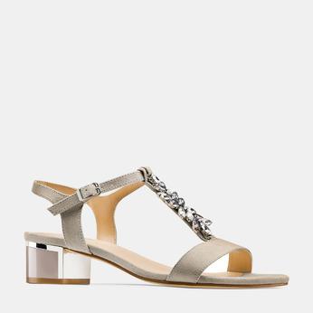 BATA Chaussures Femme bata, Gris, 669-2383 - 13