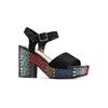 BATA RL Chaussures Femme bata-rl, Noir, 769-6148 - 13