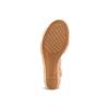 BATA RL Chaussures Femme bata-rl, Jaune, 769-8145 - 19