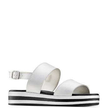 BATA Chaussures Femme bata, Blanc, 564-1106 - 13