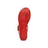 BATA Chaussures Femme bata, Rouge, 761-5670 - 19