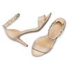 BATA Chaussures Femme bata, Blanc, 769-1375 - 26