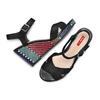 BATA RL Chaussures Femme bata-rl, Noir, 769-6145 - 26