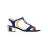 BATA Chaussures Femme bata, Bleu, 669-9383 - 13