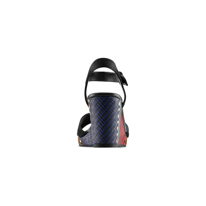 BATA RL Chaussures Femme bata-rl, Noir, 769-6145 - 15
