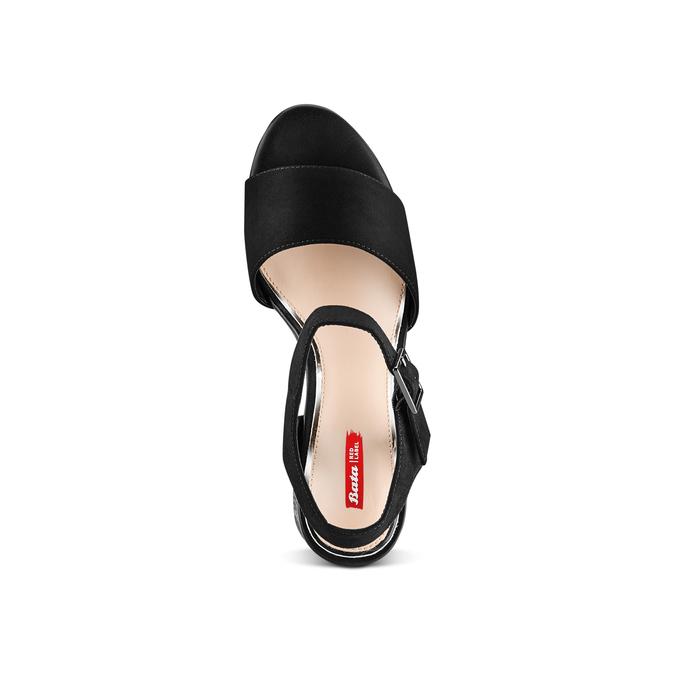 BATA RL Chaussures Femme bata-rl, Noir, 769-6148 - 17