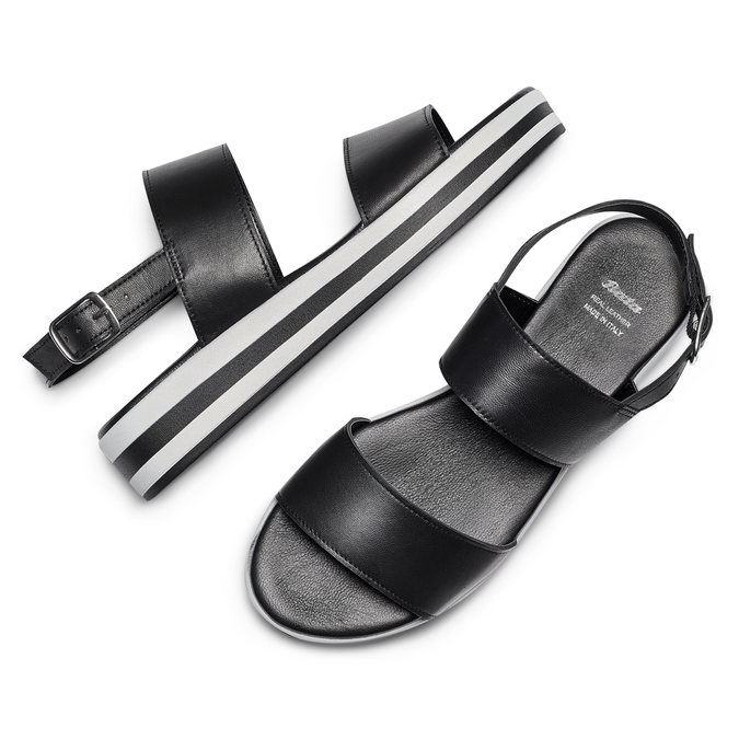 BATA Chaussures Femme bata, Noir, 564-6106 - 26