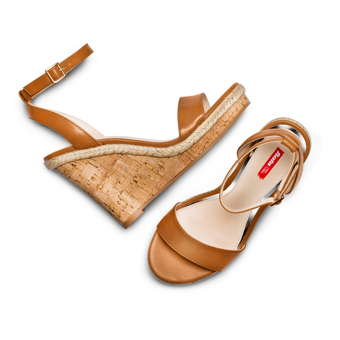 BATA RL Chaussures Femme bata-rl, Brun, 761-3122 - 26