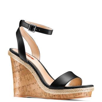 BATA RL Chaussures Femme bata-rl, Noir, 761-6122 - 13