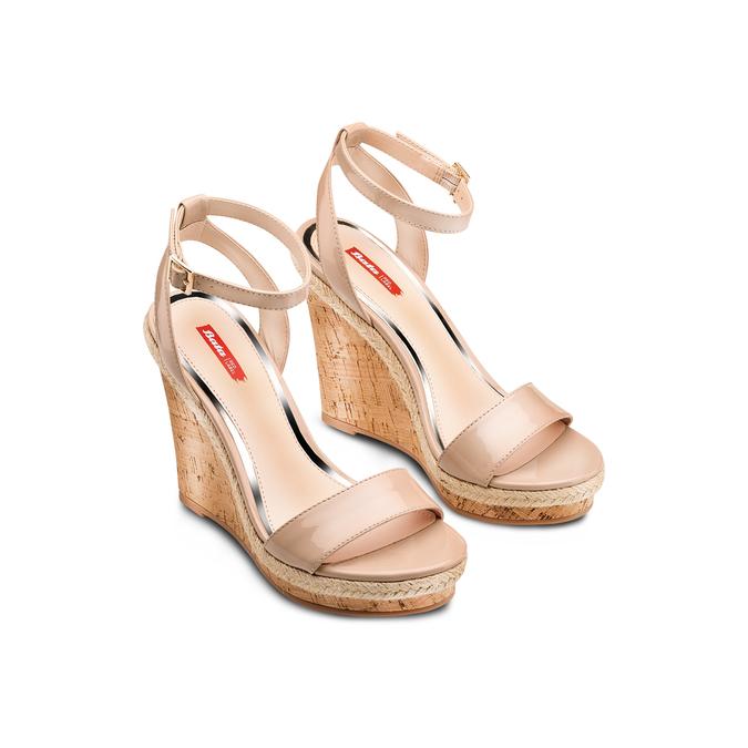 BATA RL Chaussures Femme bata-rl, Jaune, 761-8122 - 16
