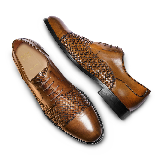 BATA THE SHOEMAKER Chaussures Homme bata-the-shoemaker, Brun, 824-3757 - 26