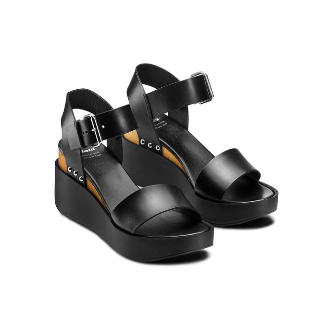 BATA Chaussures Femme bata, Noir, 764-6433 - 16