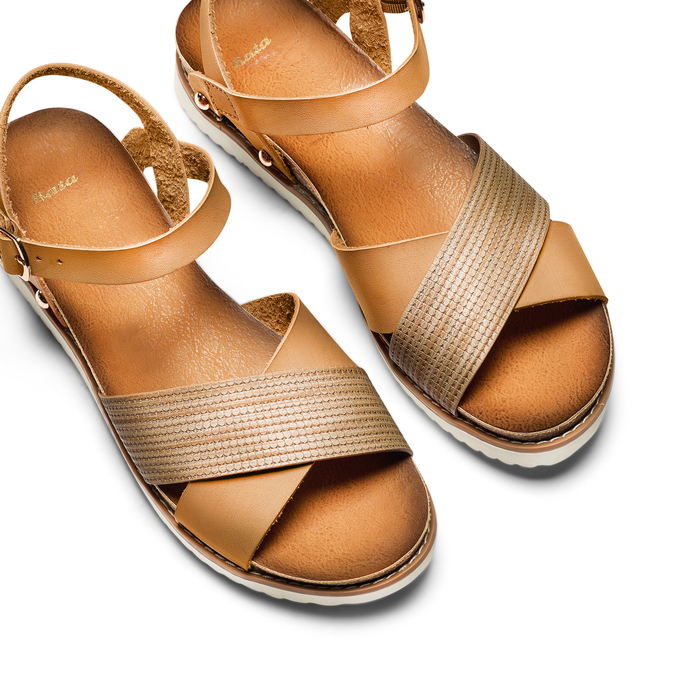 BATA Chaussures Femme bata, Brun, 561-3558 - 26