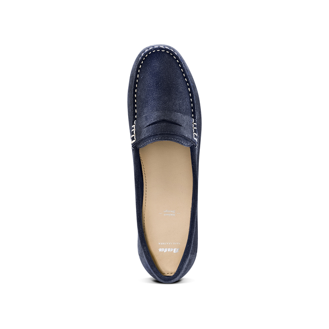 BATA Chaussures Femme bata, Bleu, 513-9293 - 17