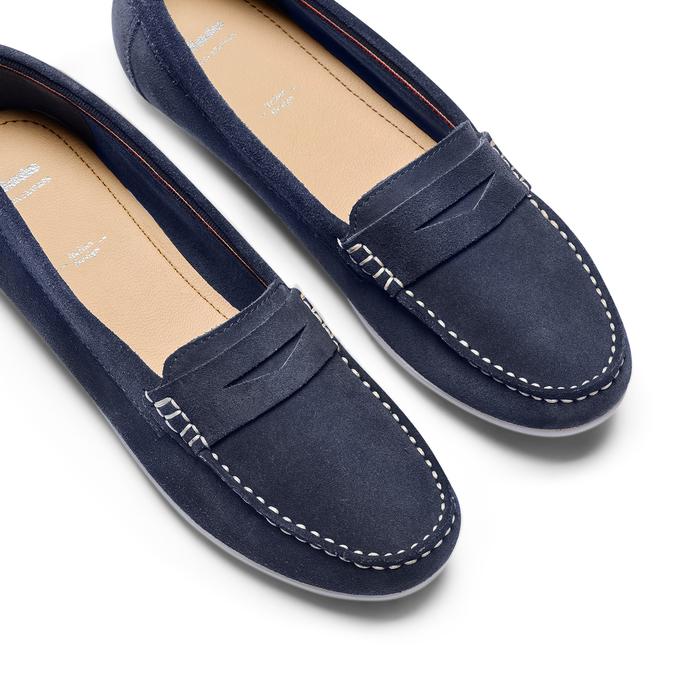 BATA Chaussures Femme bata, Bleu, 513-9293 - 26