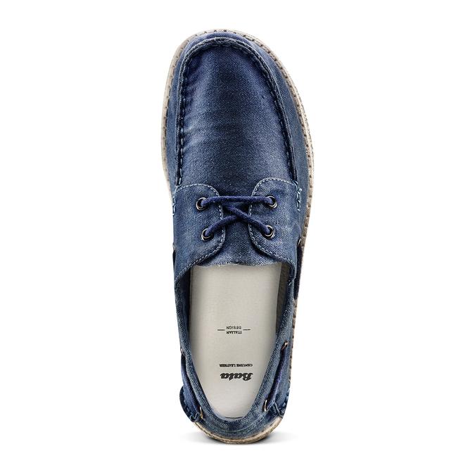 BATA Chaussures Homme bata, Bleu, 859-9198 - 17