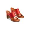 BATA Chaussures Femme bata, Rouge, 764-5629 - 16