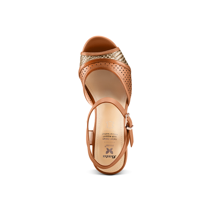 INSOLIA Chaussures Femme insolia, Brun, 764-3190 - 17