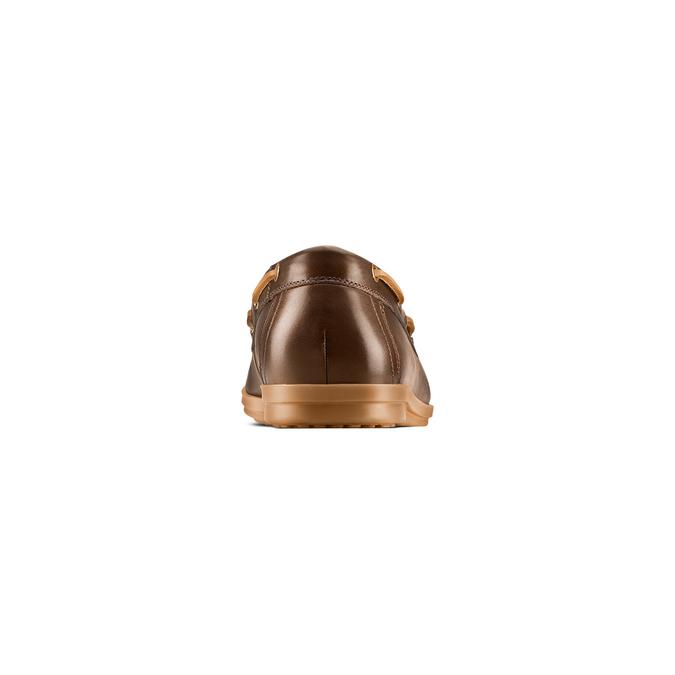 FLEXIBLE Chaussures Homme flexible, Brun, 854-4106 - 15