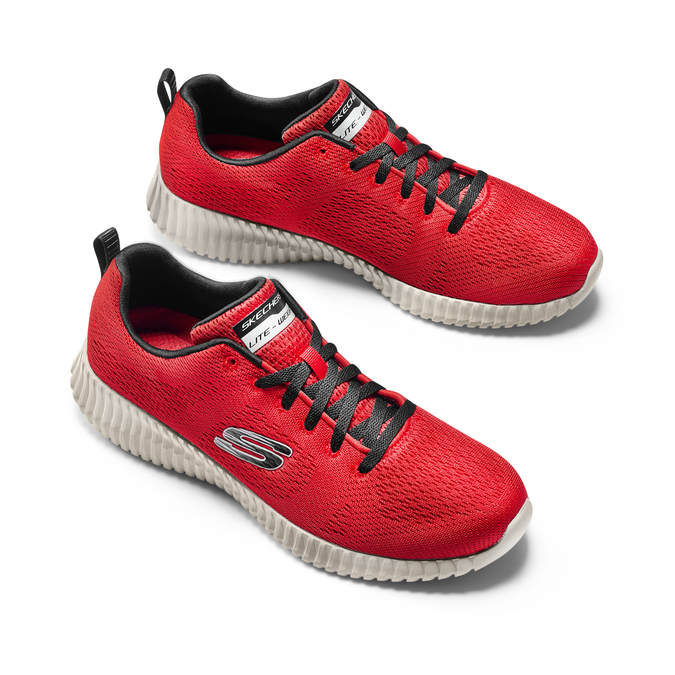 SKECHERS  Chaussures Homme skechers, Rouge, 809-5219 - 26