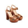 INSOLIA Chaussures Femme insolia, Brun, 764-3190 - 16