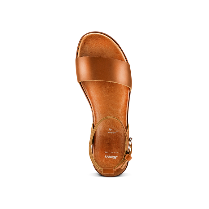 BATA Chaussures Femme bata, Brun, 564-3566 - 17