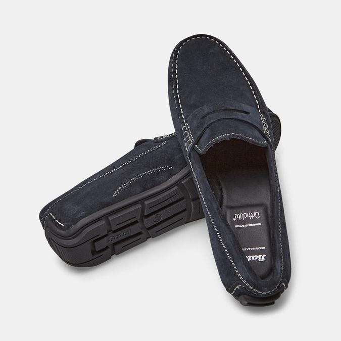 BATA Chaussures Homme bata, Bleu, 853-9145 - 19